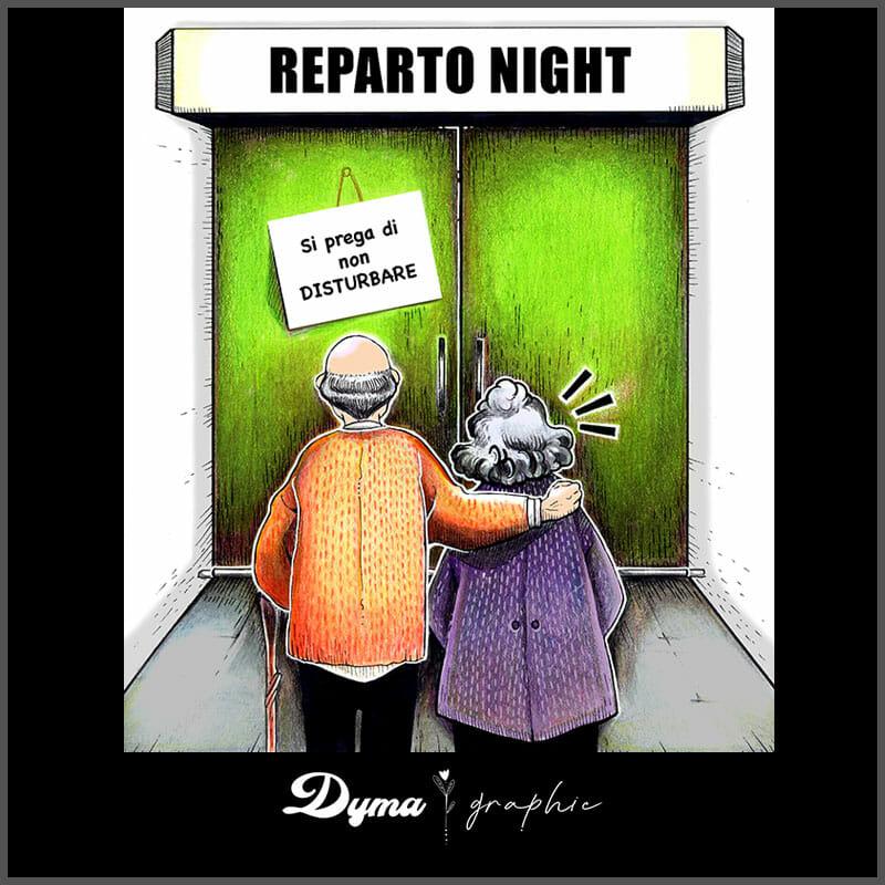 Reparto night | 2018